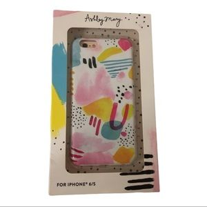 Ashley Mary Watercolor Phone Case for iPhone 6/6s